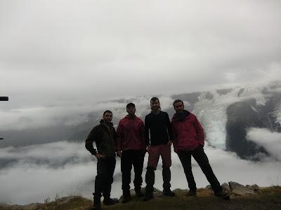 Refugio Bel Lachat Tour del Mont Blanc