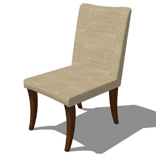 Sketchup - Chair-047