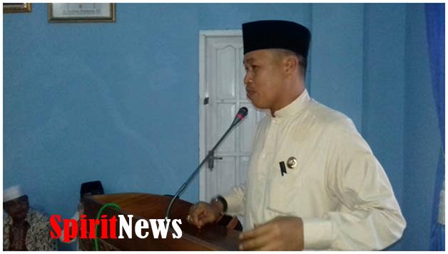 H Syamsuddin A Hamid, Jadikan Bulan Puasa Bulan Berbagi