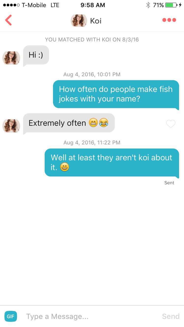 50+ Best Tinder Pick Up Lines For Boys (2019) | TopiBestList