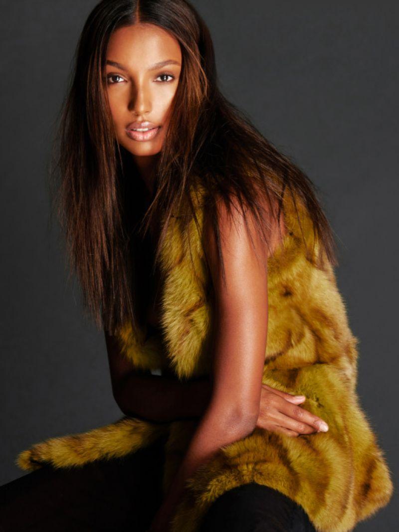 Jasmine Tookes HQ Photo Shoot For Harper's Bazaar Magazine