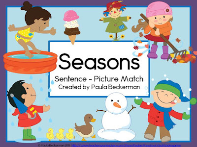 https://www.teacherspayteachers.com/Product/Seasons-Sentence-Picture-Match-2023556