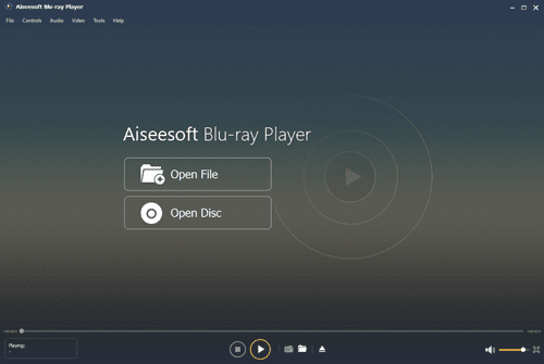 Aiseesoft DVD/Blu-ray player Full Features