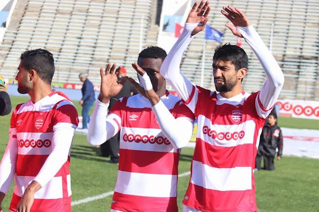 مفاجأة في النادي الافريقي قبل مواجهة مازمبي غدا في رادس ومازيمبي مرعوب من الهريسة التونسية