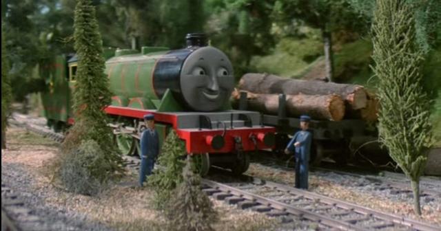 ArthurEngine's Review Jungle: TTTE S3E09: Henry's Forest