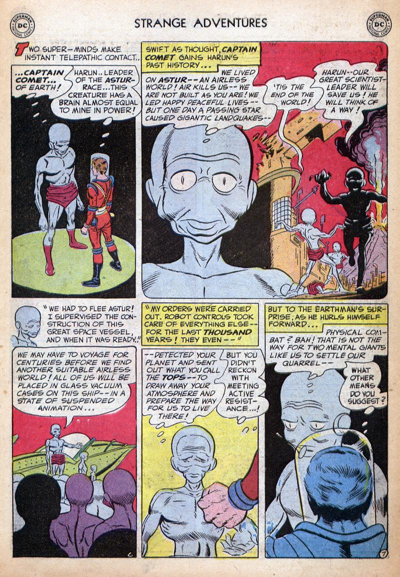 Strange Adventures (1950) issue 10 - Page 9