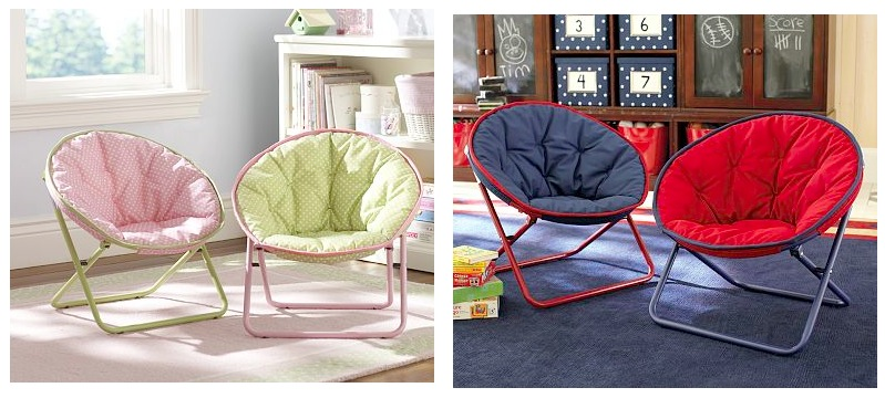 Rocky & Sophie: Papasan Chair for Kids