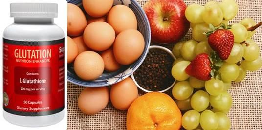 Propiedades del glutatión y beneficios de consumirlo