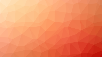 pattern orange Trianglify Generator
