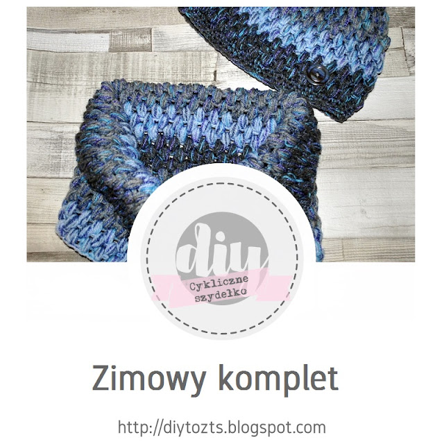 Zimowy komplet