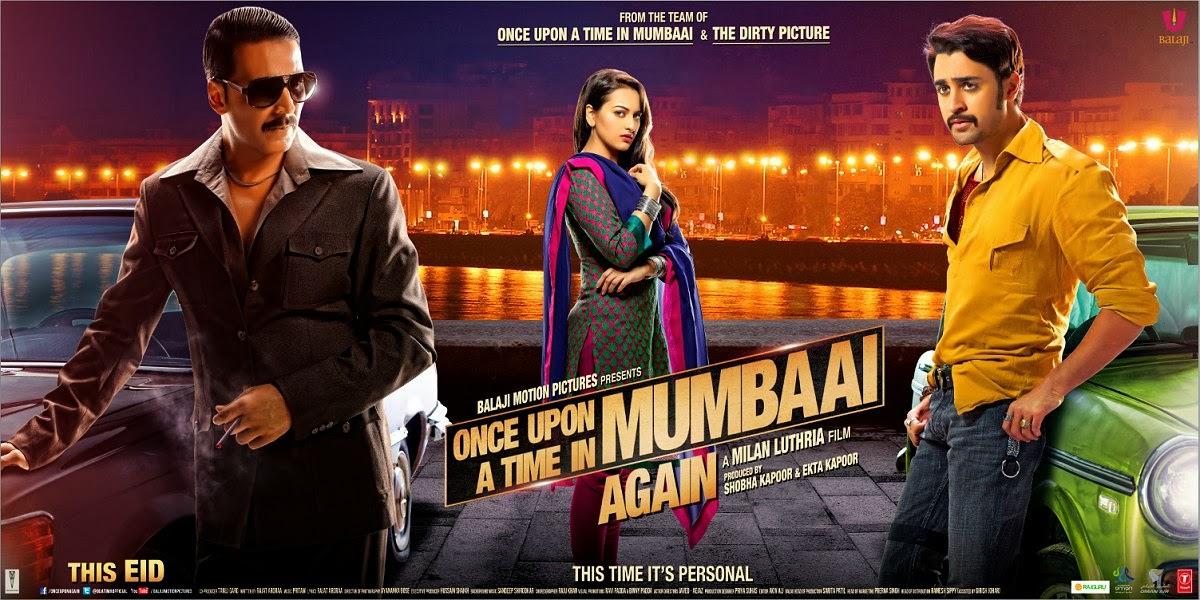 Once Upon Ay Time In Mumbaai Dobara! 2013 Hindi in HD