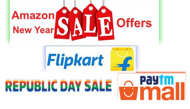 Republic Day Sale: Buy Smartphone on discount on discounts from Amazon, Flipkart, And Paytm