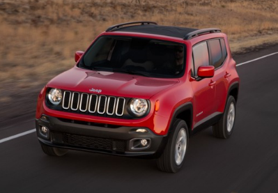 2017 Jeep Renegade Deserthawk 2.4L 4x4 Review