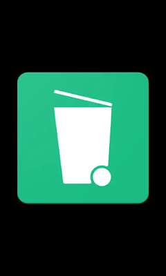 Recycle bin in Android smartphone