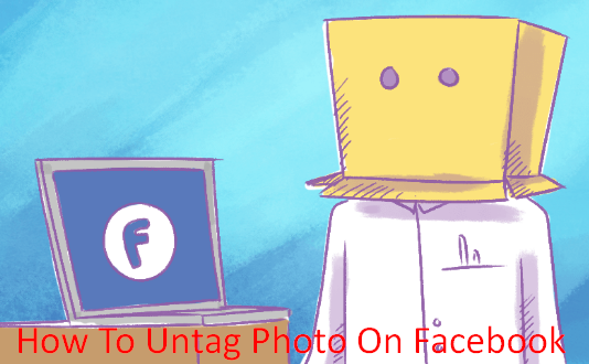 How To Untag Photo On Facebook