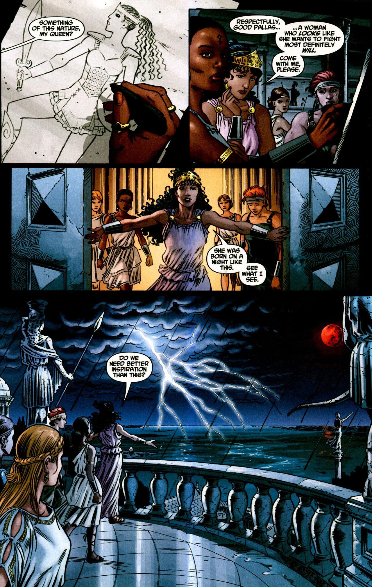 Read online Wonder Woman (2006) comic -  Issue #43 - 3