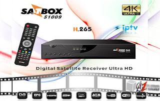 SATBOX S1009 HD NOVA ATUALIZAÇÃO V1.1390 SATBOX%2BS1009%2BH265