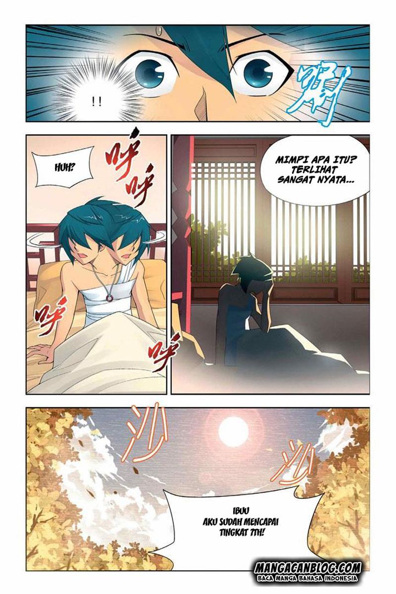 Battle Through Heaven Chapter 03-3