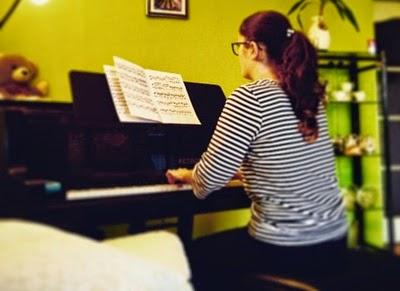 Kunci / Chord Piano Lengkap Bagi Pemula