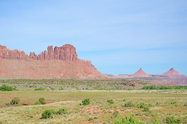 The Needles, Canyonlands National Park, Utah, USA