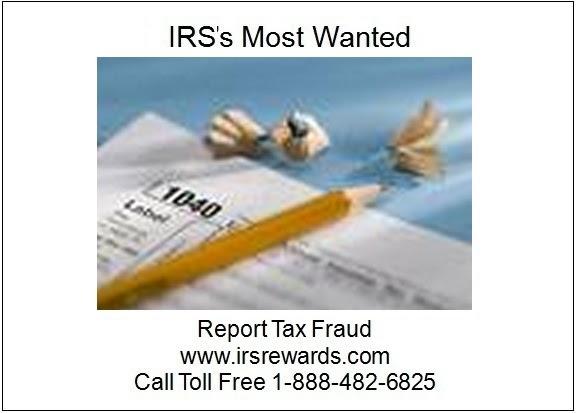 IRS's Most Wanted - Report Tax Fraud: Patrick Merrill ...