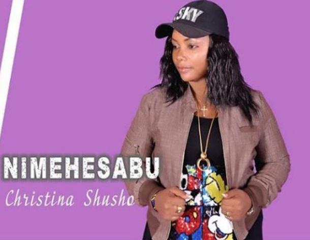 CHRISTINA SHUSHO | NIMEHESABU | AUDIO