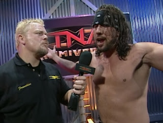 TNA Slammiversary 2005 - Sean Waltman is interviewed by Shane Douglas