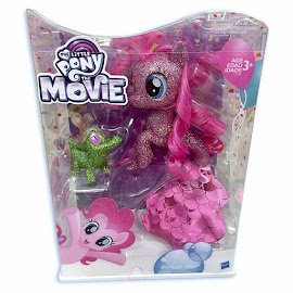 My Little Pony Glitter Seapony Pinkie Pie Brushable Pony