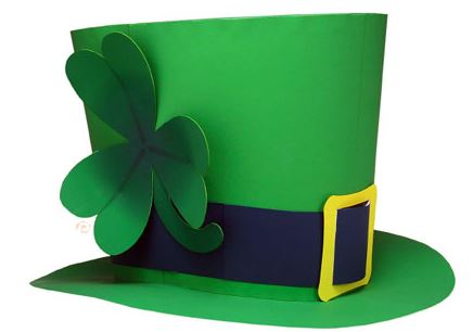 St Patrick's Day Clip art, Crafts, Printables Coloring ...