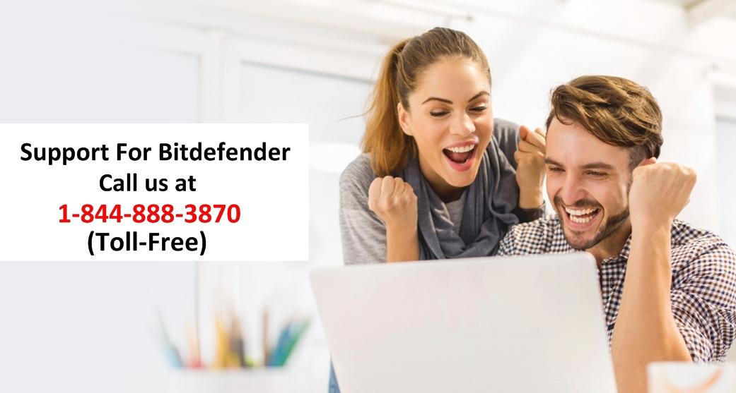 Bitdefender Support Canada Number 1-855-256-5999