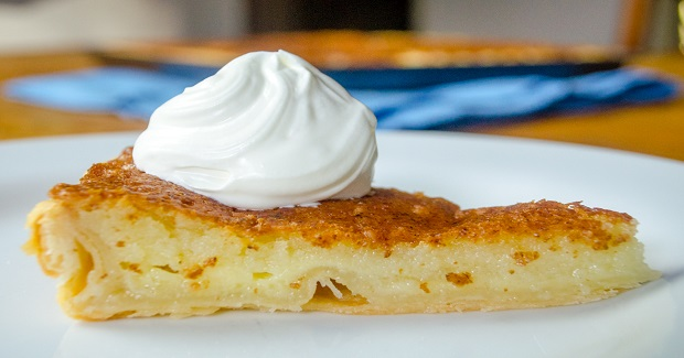 Buttermilk Slab Pie Recipe