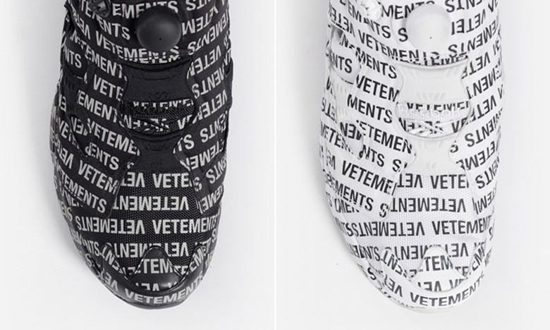 VETEMENTS and Reebok have been responsible for some of the sneaker world s  wildest collaborations 27ce2d7f4