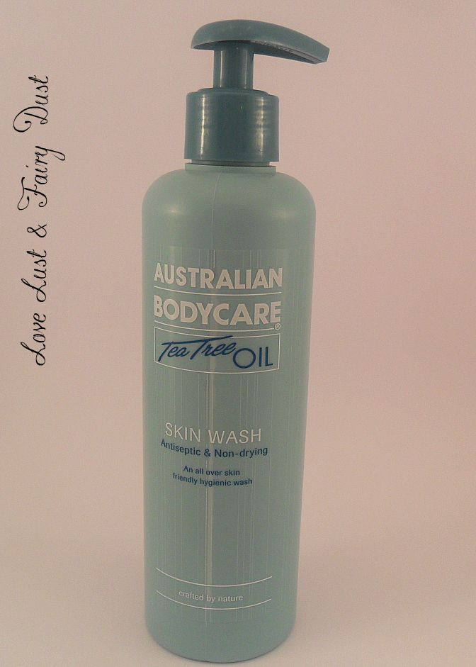 Australian Bodycare Tea Tree Oil Skin Wash