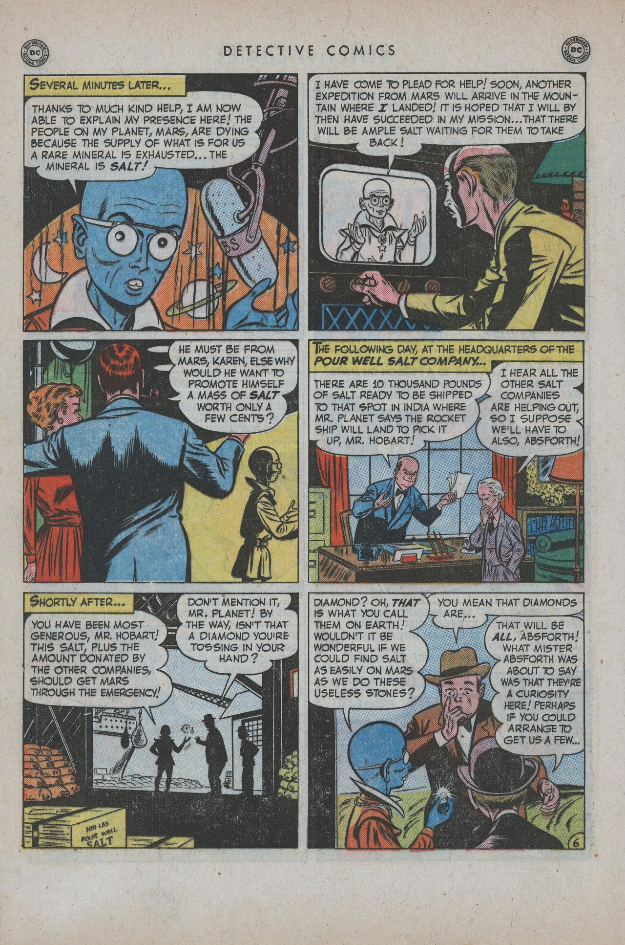 Detective Comics (1937) 171 Page 21