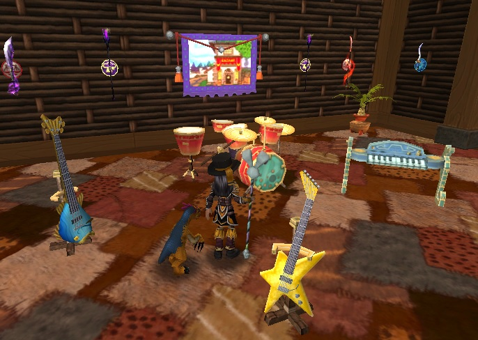 Paige's Page: Wizard101 Test Realm Opens