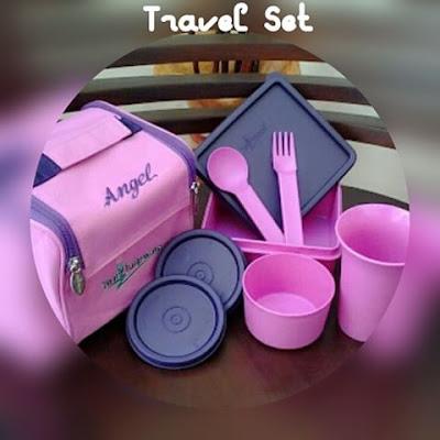 travel set tulipware murah diskon hebat4