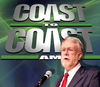 UFOs and Nukes Researcher to Appear on Coast to Coast AM with George Knapp