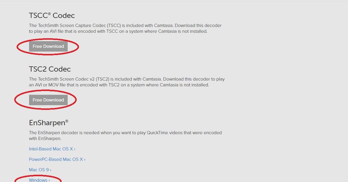 Media player codec pack download.