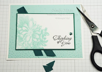 Heartfelt Blooms, Sale-A-Bration 2018, Stampin' Up!, Thinking of You