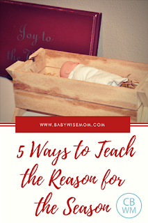 5 Ways to Teach the Reason for the Season