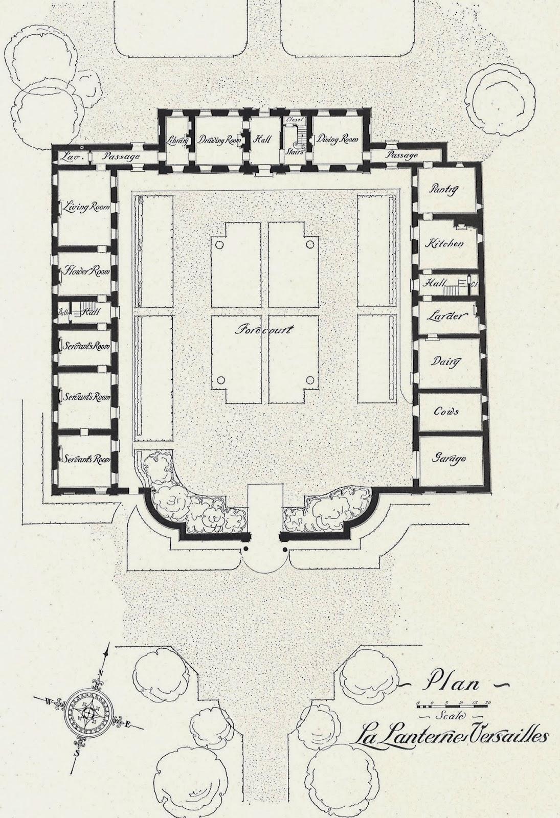 Architect Design La Lanterne Versailles