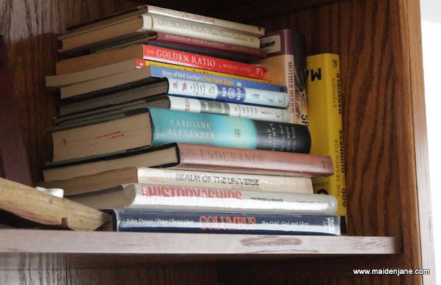 Living Among the Stacks of Books