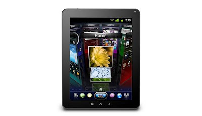 Tablets com Android 2.2