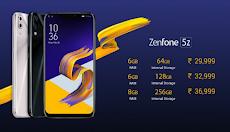 Diotaki Snapdragon 845 dengan RAM 8GB ini Harga Asus Zenfone 5Z