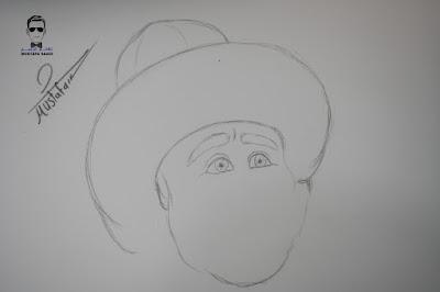 تعلم الرسم بالرصاص