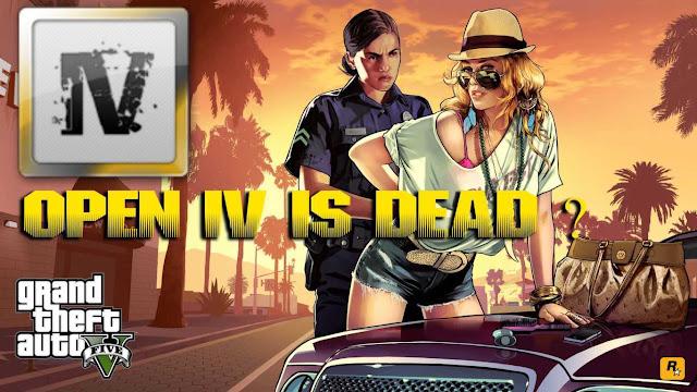 OpenIV Dihidupkan kembali oleh rockstar games Banyaknya yang Protes, Akhirnya OpenIV Dihidupkan Kembali Oleh Rockstar Games