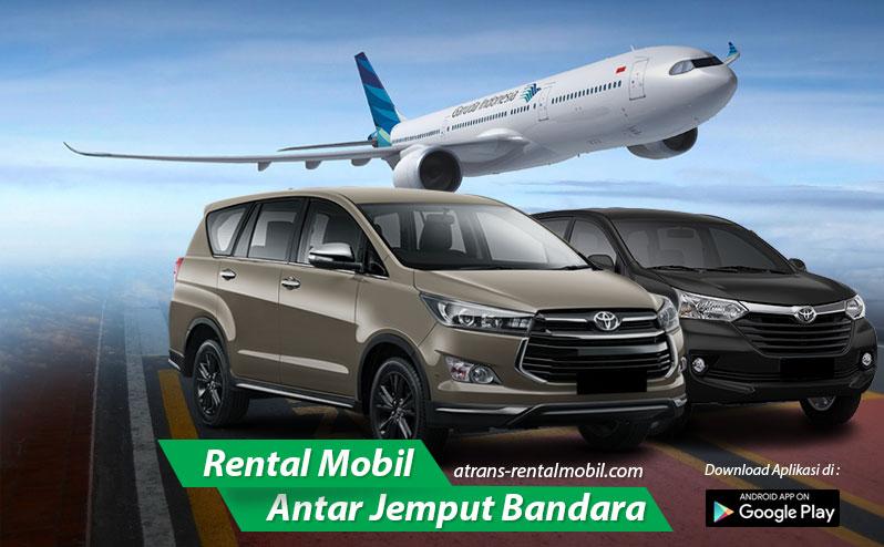 Rental Mobil Antar Jemput Bandara