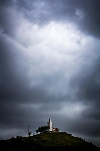 Fotografiando bajo la lluvia, la luz