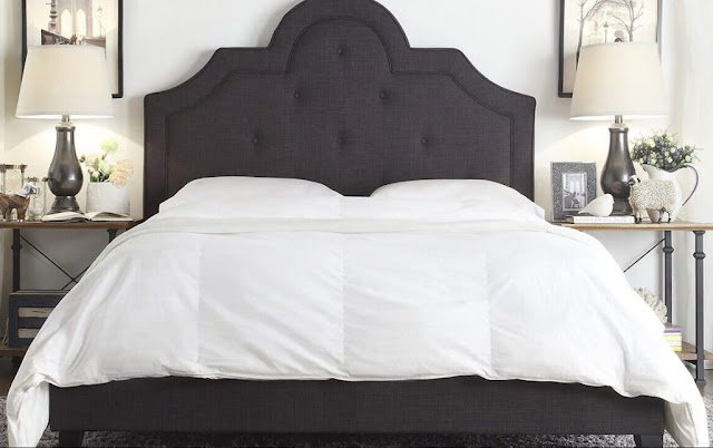 Beautiful Queen Size Bed Only for You