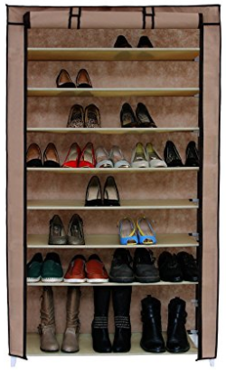 Space Saver Shoe Cabinet